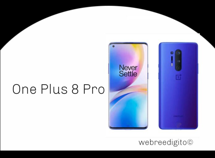 Review one plus 8 pro